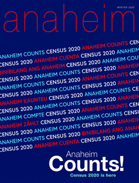 Anaheim Magazine Winter 2020
