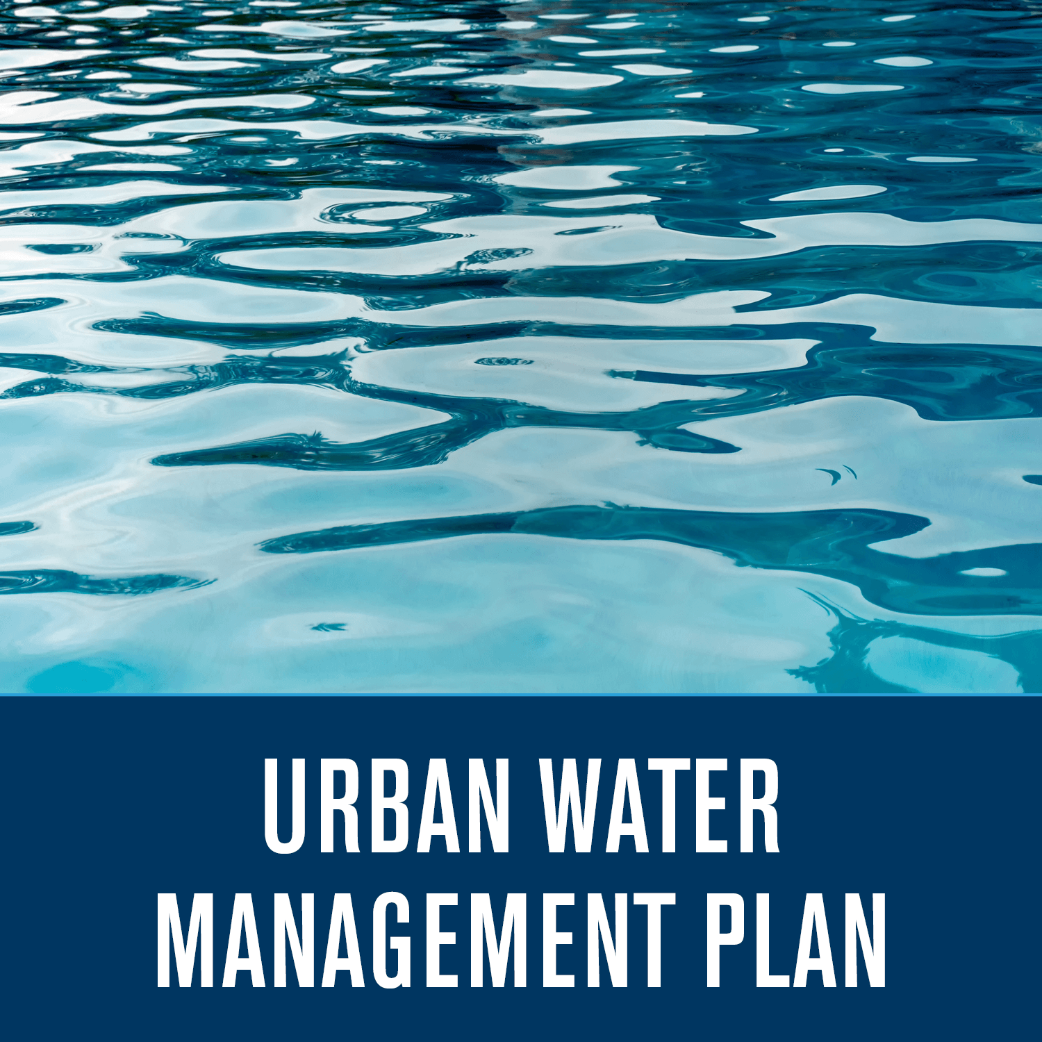 Urban Water Management Plan