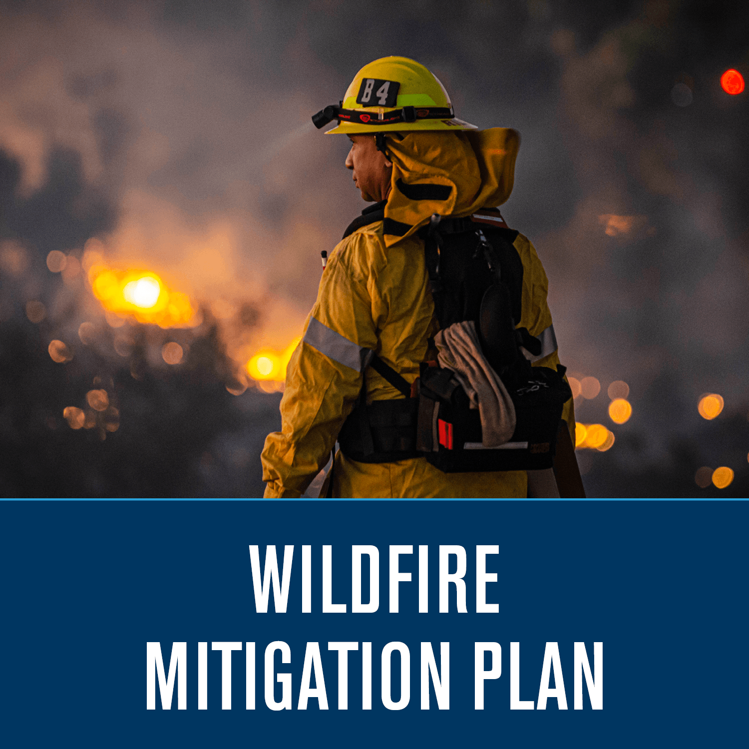 Wildfire Mitigation Plan