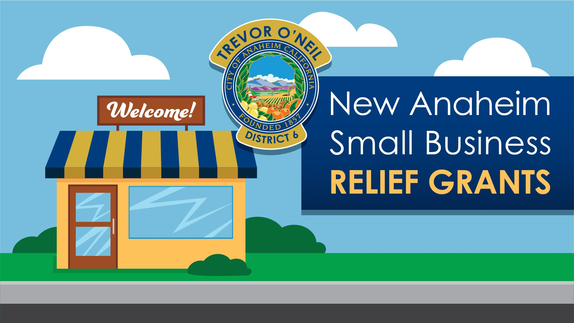 TO Small Business Relief Grant