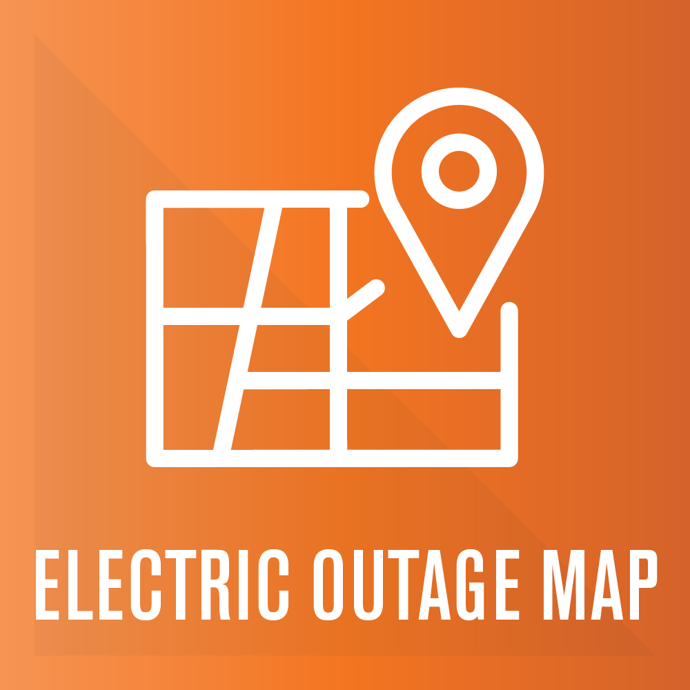 electric outage map